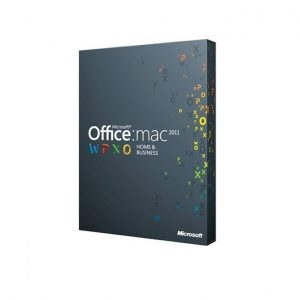 Office:mac 2011 home & business Henk Michelbrink