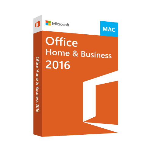 Microsoft Office Home-Business 2016 MAC EU Agentschap Henk Michelbrink